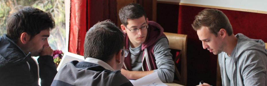 Volée 2014-2015 : 25 étudiants, 7 projets