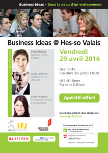 Business Ideas @Valais