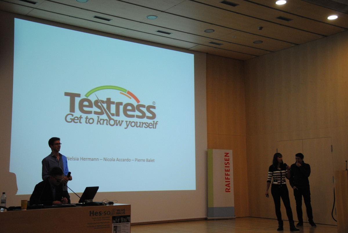 Business eXperience : Testress